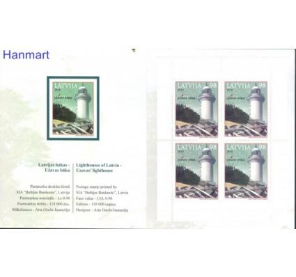 Znaczek Łotwa 2010 Mi mh 794 Czyste **