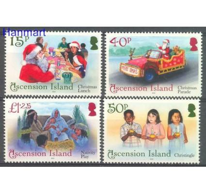 Znaczek Wyspa Wniebowstąpienia 2010 Mi 1122-1125 Czyste **