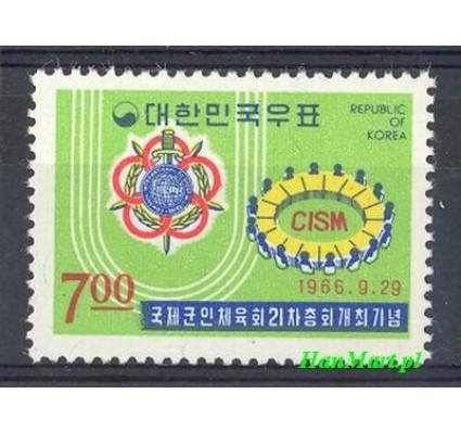 Korea Południowa 1966 Mi 555 Czyste **