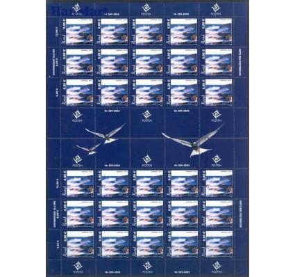 Znaczek Wyspy Alandzkie 2005 Mi ark 256-257 Czyste **