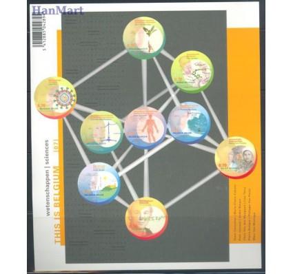 Znaczek Belgia 2007 Mi fol 3749-3757 Czyste **