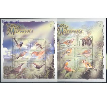 Znaczek Mikronezja 2001 Mi 1228-1239 Czyste **