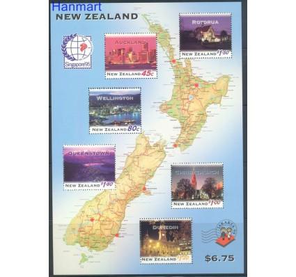 Znaczek Nowa Zelandia 1995 Mi bl 52 Czyste **
