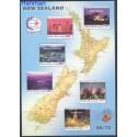 Nowa Zelandia 1995 Mi bl 52 Czyste **