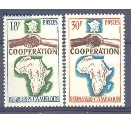Znaczek Kamerun 1964 Mi 415-416 Czyste **