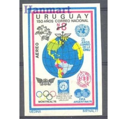 Znaczek Urugwaj 1977 Mi exp 1465 Czyste **