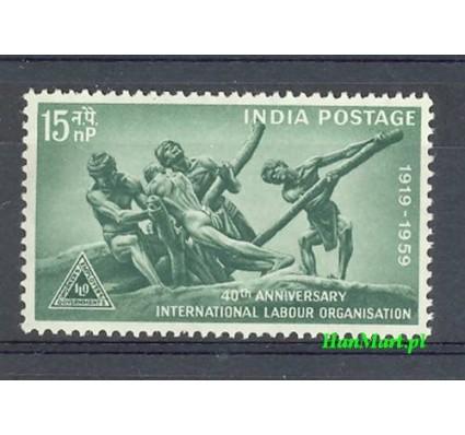 Znaczek Indie 1959 Mi 309 Czyste **