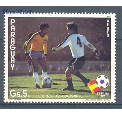 Znaczek Paragwaj 1982 Mi 3489 Czyste **
