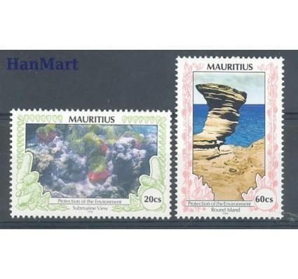 Znaczek Mauritius 1996 Mi 816-817 Czyste **