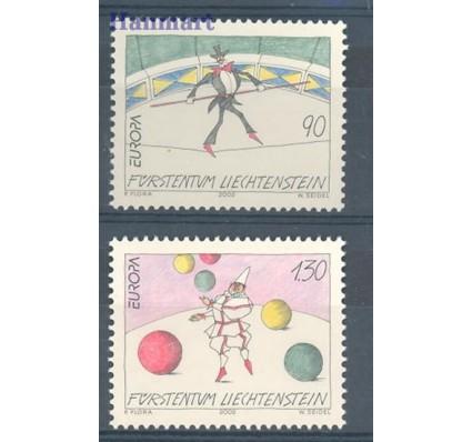 Znaczek Liechtenstein 2002 Mi 1283-1284 Czyste **
