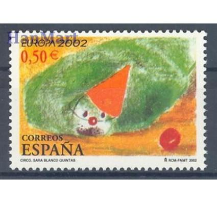 Znaczek Hiszpania 2002 Mi 3741 Czyste **