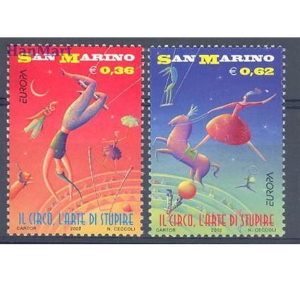San Marino 2002 Mi 2018-2019 Czyste **