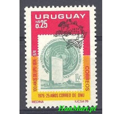 Znaczek Urugwaj 1976 Mi 1404 Czyste **