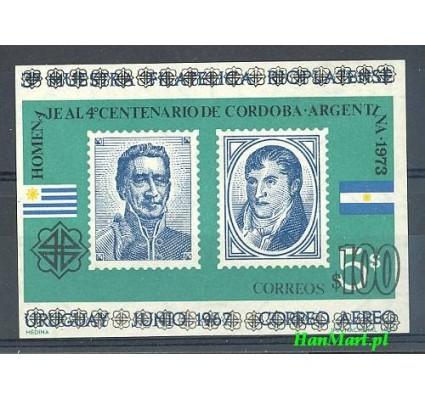 Znaczek Urugwaj 1973 Mi bl 18 Czyste **