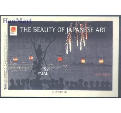 Znaczek Palau 2001 Mi bl 134 Czyste **