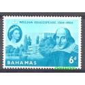Bahamy 1964 Mi 206 Czyste **