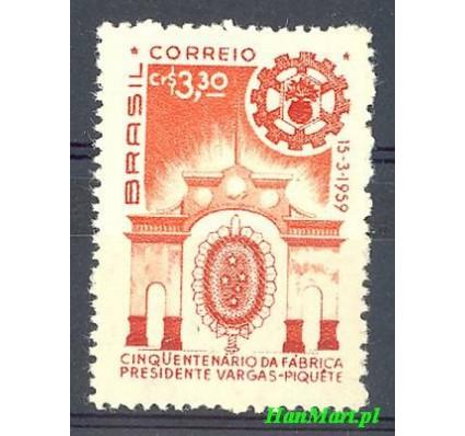 Znaczek Brazylia 1959 Mi 967 Czyste **