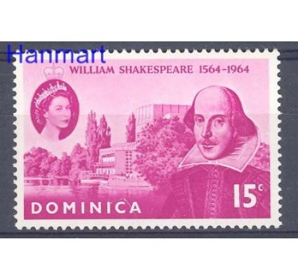 Znaczek Dominika 1964 Mi 180 Czyste **