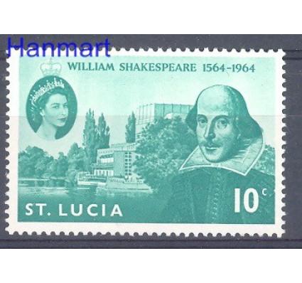 Znaczek Saint Lucia 1964 Mi 185 Czyste **