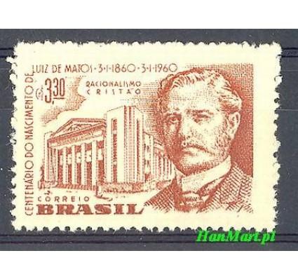 Znaczek Brazylia 1960 Mi 972 Czyste **