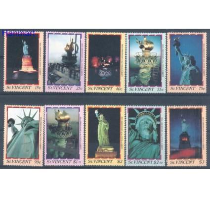 Znaczek St. Vincent 1986 Mi 995-1004 Czyste **