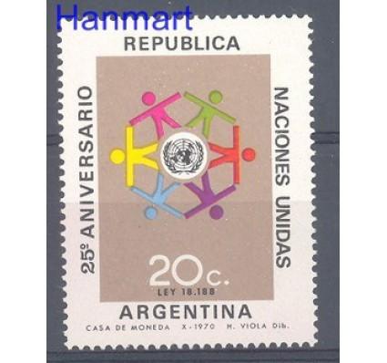 Znaczek Argentyna 1970 Mi 1070 Czyste **