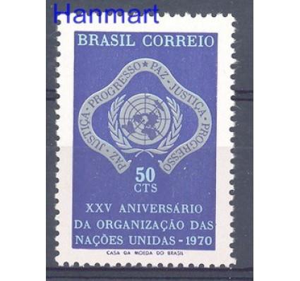 Znaczek Brazylia 1970 Mi 1269 Czyste **