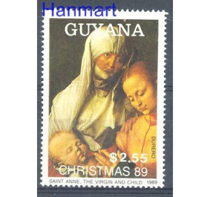 Znaczek Gujana 1989 Mi 3074 Czyste **