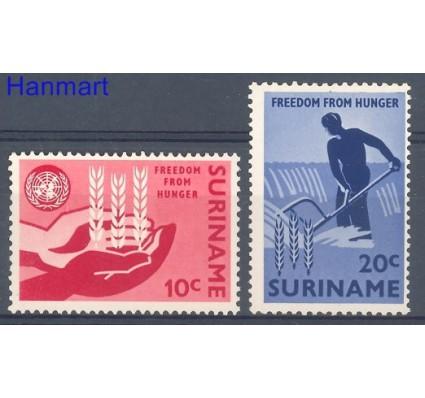Znaczek Surinam 1963 Mi 431-432 Czyste **
