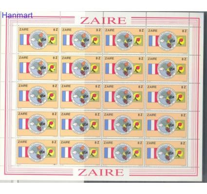 Znaczek Kongo Kinszasa / Zair 1982 Mi ark 778 Czyste **