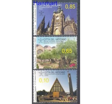 Znaczek Watykan 2010 Mi 1683-1685 Czyste **