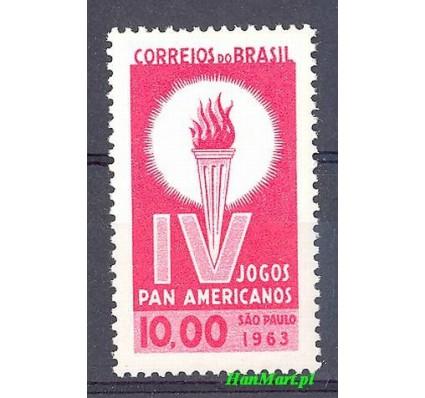 Brazylia 1963 Mi 1035 Czyste **