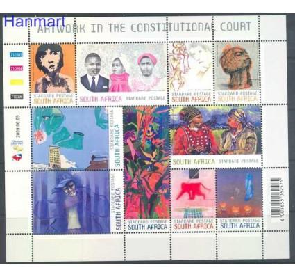 Znaczek Republika Południowej Afryki 2009 Mi 1847-1856 Czyste **