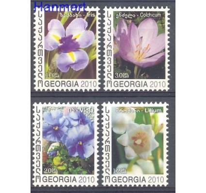 Gruzja 2010 Mi 589-592 Czyste **