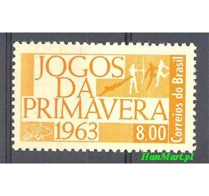 Znaczek Brazylia 1963 Mi 1046 Czyste **