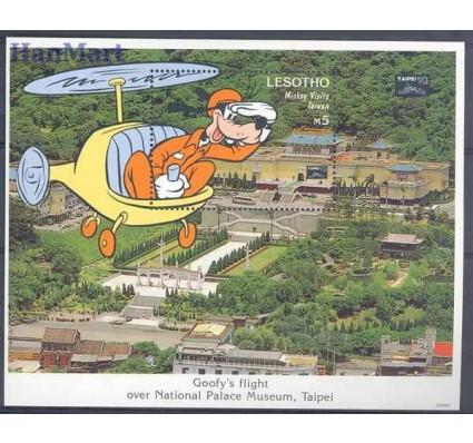 Znaczek Lesotho 1993 Mi bl 109 Czyste **