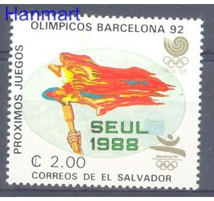 Znaczek Salwador 1988 Mi 1707 Czyste **
