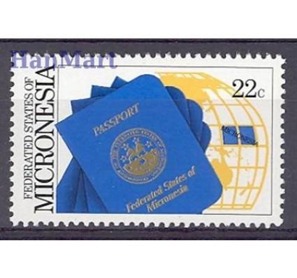 Znaczek Mikronezja 1986 Mi 67 Czyste **
