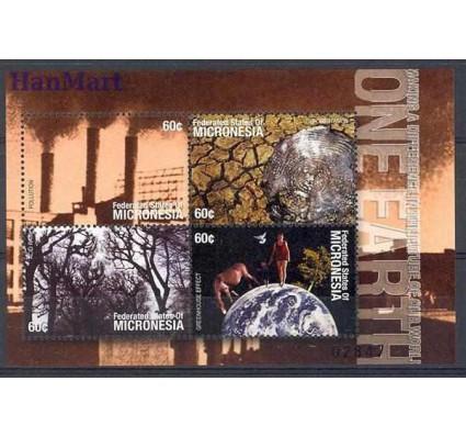 Znaczek Mikronezja 2001 Mi 1120-1123 Czyste **