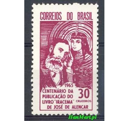 Znaczek Brazylia 1965 Mi 1081 Czyste **