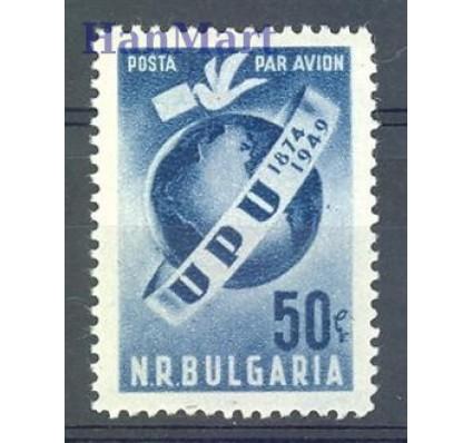 Znaczek Bułgaria 1949 Mi 708 Czyste **