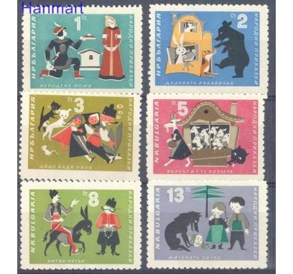 Znaczek Bułgaria 1964 Mi 1440-1445 Czyste **
