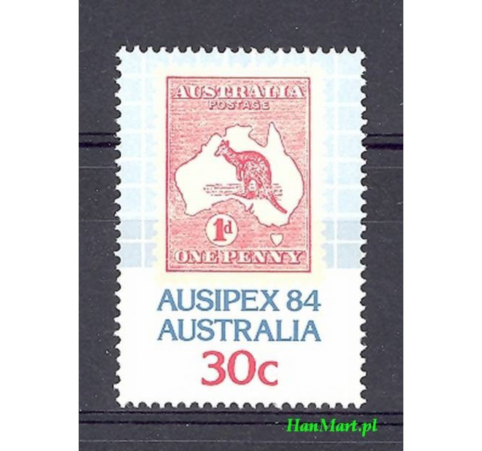 Australia 1984 Mi 888 Czyste **