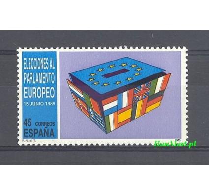 Znaczek Hiszpania 1989 Mi 2894 Czyste **