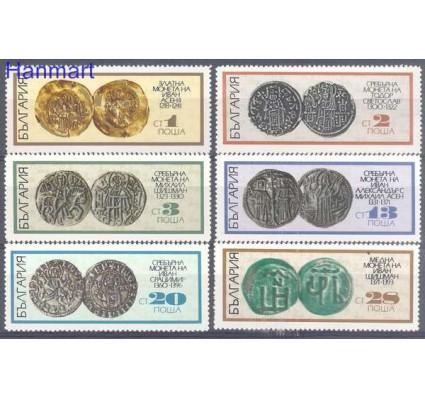 Bułgaria 1970 Mi 2043-2048 Czyste **