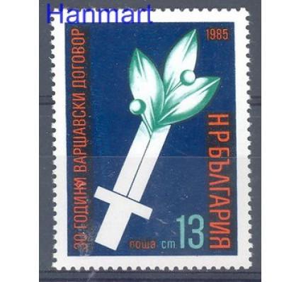 Znaczek Bułgaria 1985 Mi 3343 Czyste **