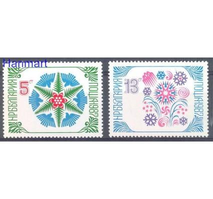 Znaczek Bułgaria 1986 Mi 3515-3516 Czyste **