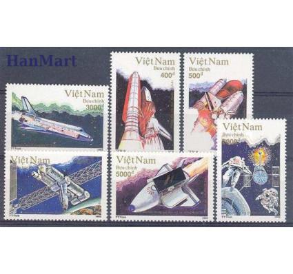Znaczek Wietnam 1992 Mi 2431-2436 Czyste **