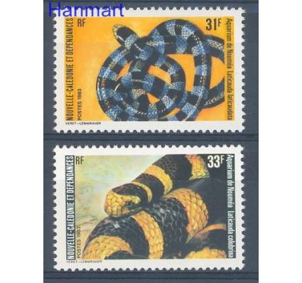 Nowa Kaledonia 1983 Mi 716-717 Czyste **
