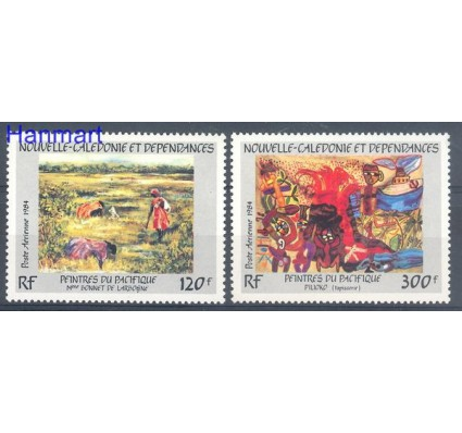 Nowa Kaledonia 1984 Mi 748-749 Czyste **
